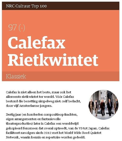 Calefax NRC