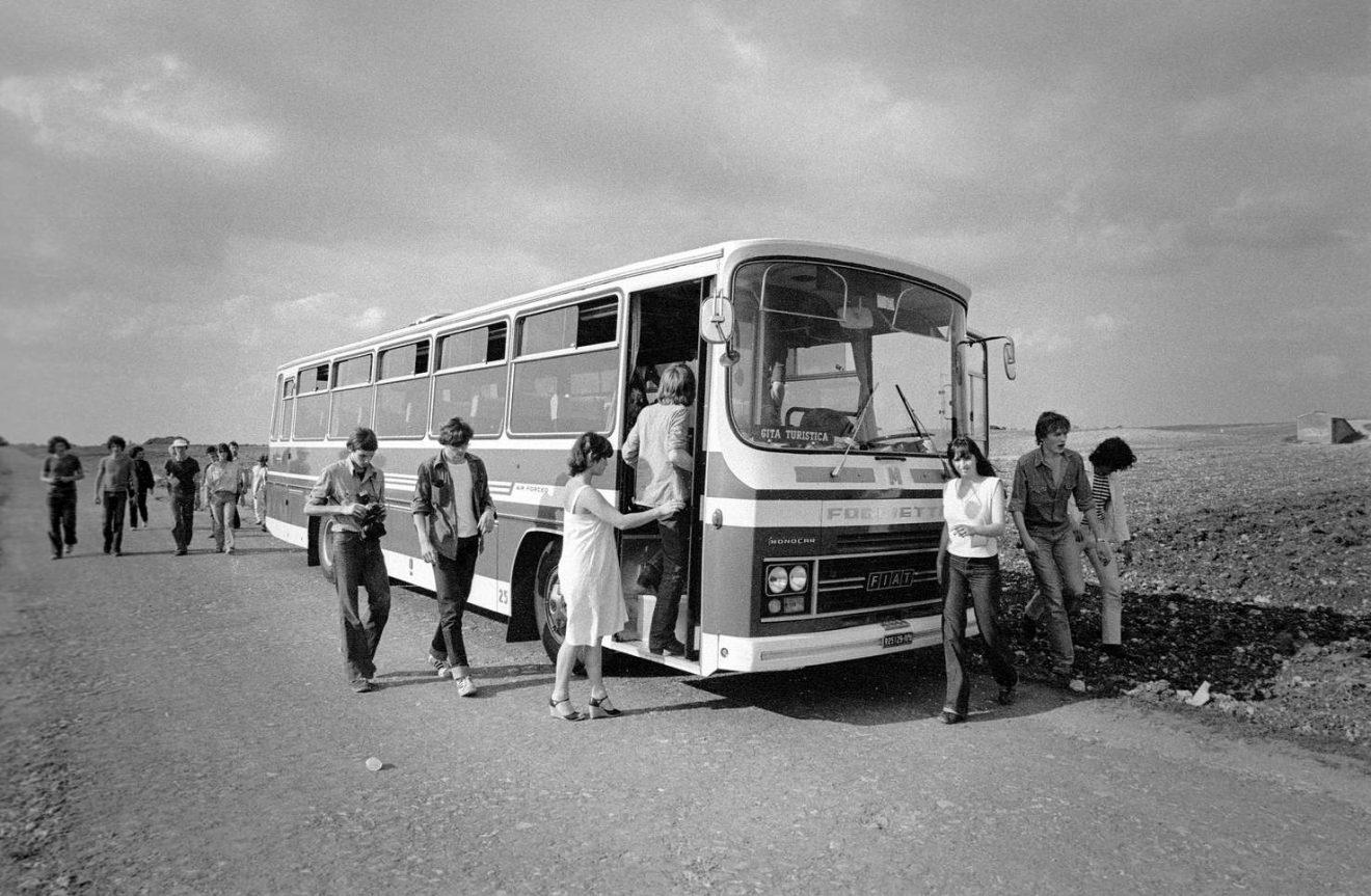 bus Tarquinia